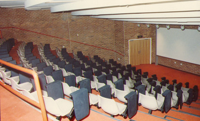 Image for photo: 1977 Lecture Theatre.jpg