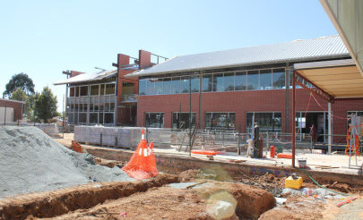 Image for photo: 2010 New B block classrooms.jpg
