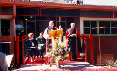 Image for photo: Official party opening of new gym.jpg