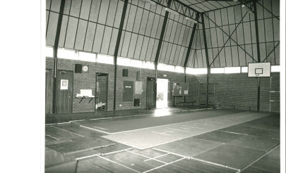 Image for photo: Old Gym 1972.jpg