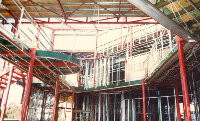 Image for photo: Waterman Centre - Under construction 1984 x 3.jpg